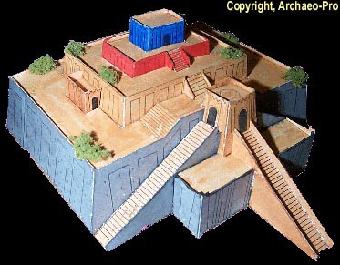 Ziggurat model tn